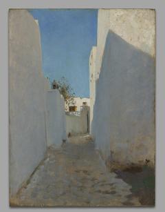 A Moroccan StreetScene