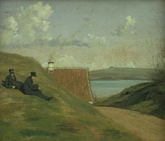 A Sunken Road near Frederiksværk