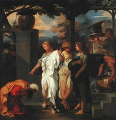 Abraham et les anges