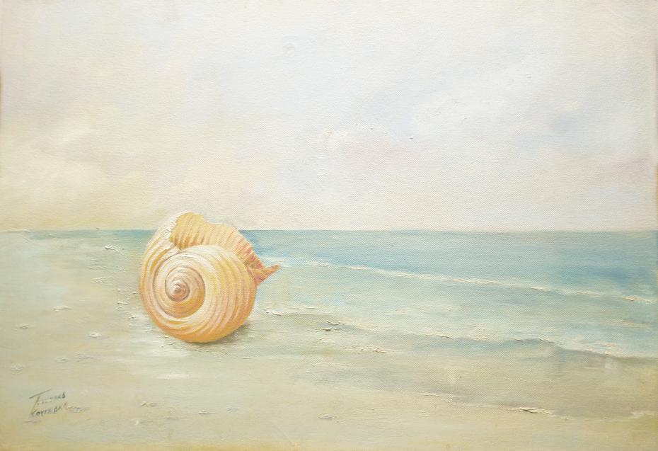 Aegean Shell - Αιγαιοπελαγίτικο Κοχύλι