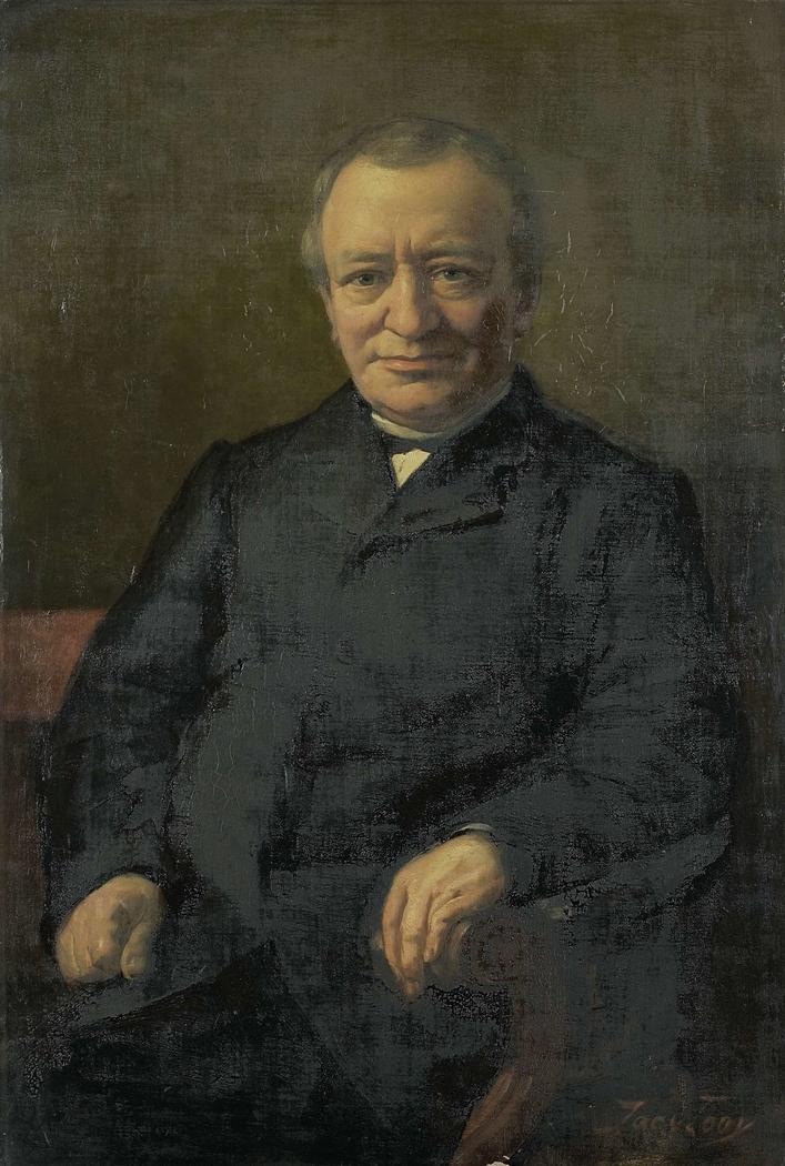 Anthonie Gerardus van der Hout (1820-92)