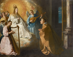 Appearance of the Virgin to Saint Peter Nolasco
