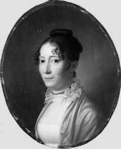 Appolone Smith, f. Lottrup, amtsprovst Troels Smiths anden hustru