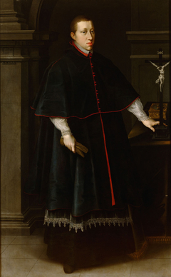 Archduke Leopold V (1586-1632) in the Spiritual Garment