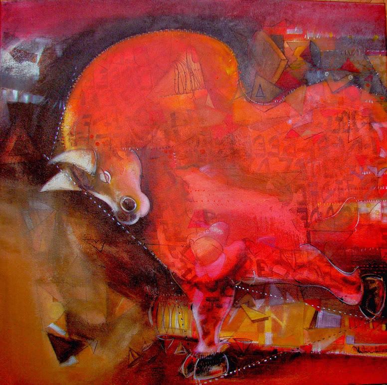 bull within II