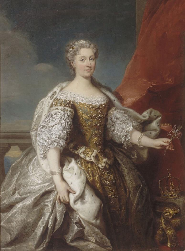 Catherine Opalińska, Queen of Poland