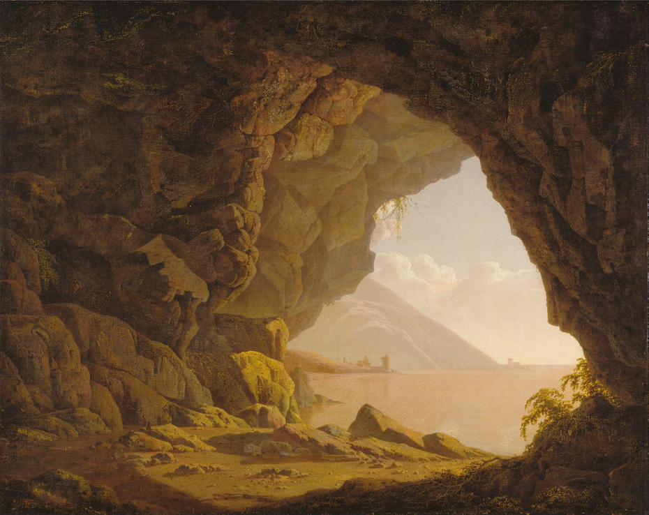Cavern, near Naple