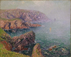 Cliffs at Ouessant, Brittany