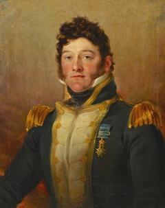Commander Sir Eaton Stannard Travers (1782-1858)