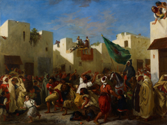Convulsionists of Tangier