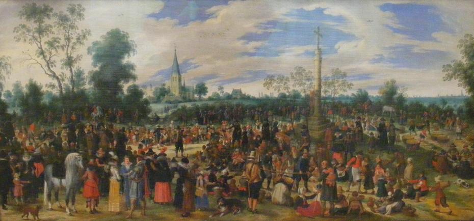 Das Hagelkreuzfest in Ekeren