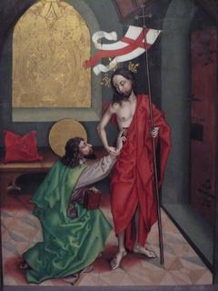 Doubting Saint Thomas