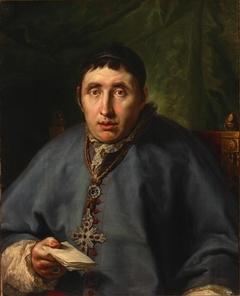 El obispo Pedro González Vallejo