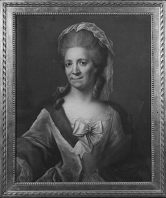 Elisabeth Bergros (1729-1813), gift med brunnsläkare Anders Nicolai Fornander