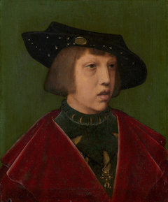 Emperor Charles V as a Child (1500-58)