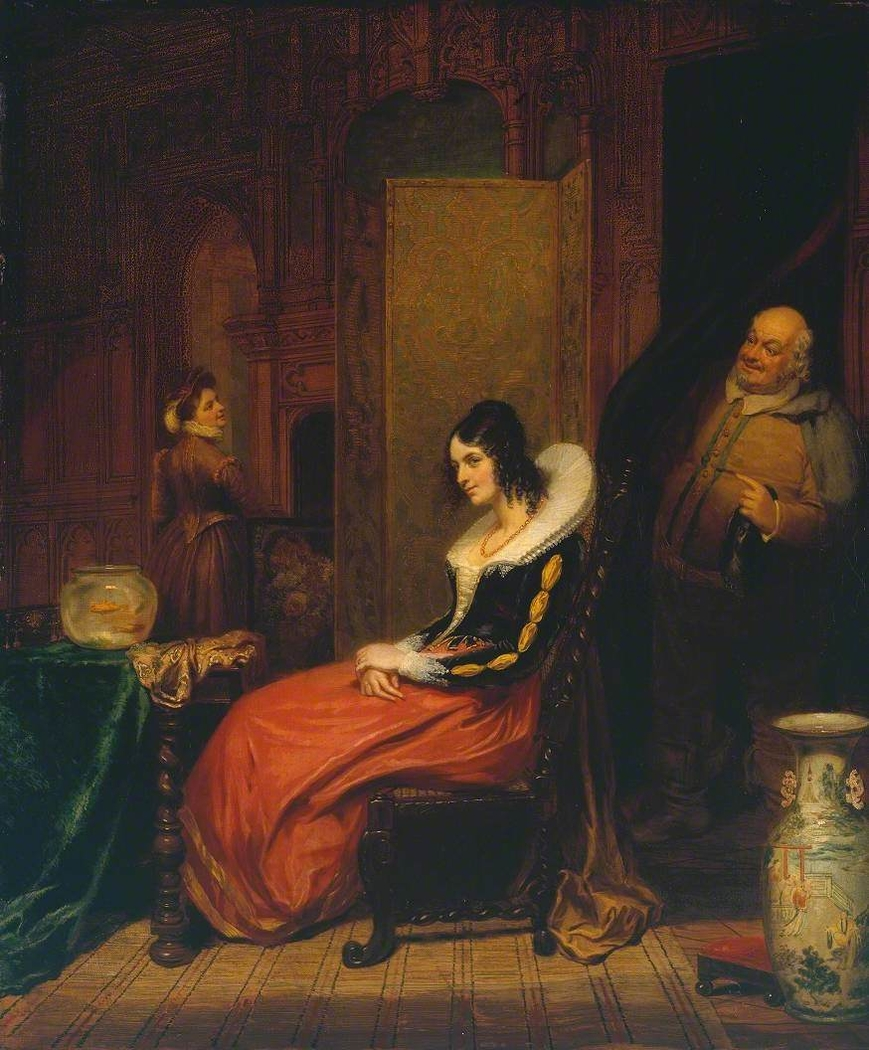 Falstaff's Assignation with Mrs Ford