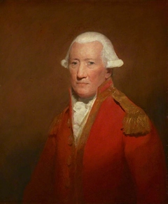 General Robert Melville, 1723 - 1809. Soldier and antiquary