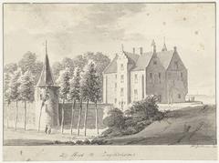 Het kasteel te Zuilichem