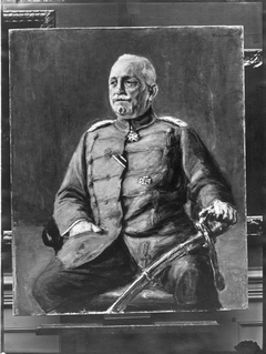 Husarenoberst von Keszycky