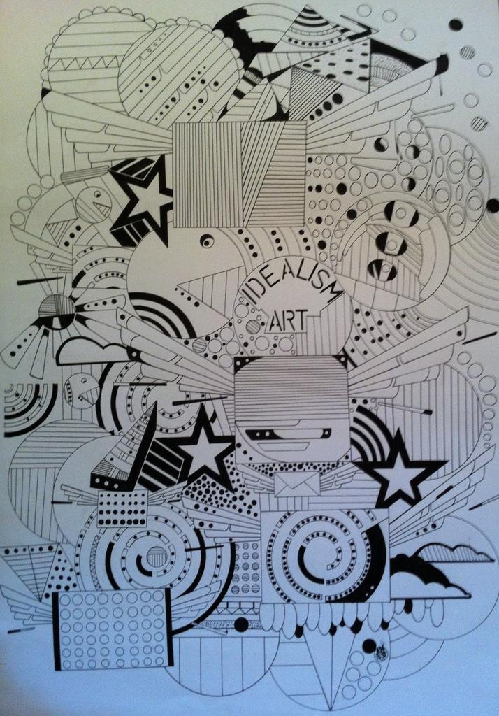 Idealism Art