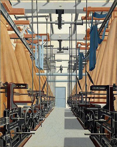 Jacquard Weaving Mill