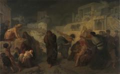 Jerusalem nach Christi Tod