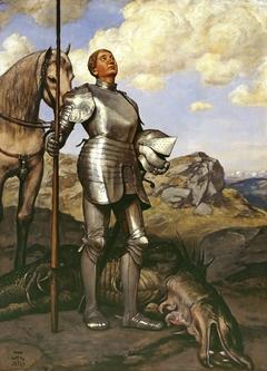 Knight Saint George
