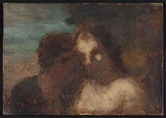 La Confidence ou Le baiser de Judas