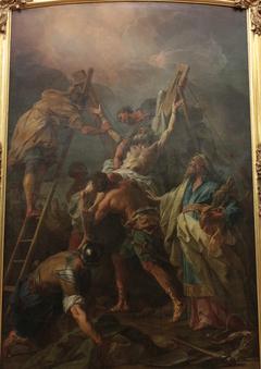 La Crucifixion de Saint-André