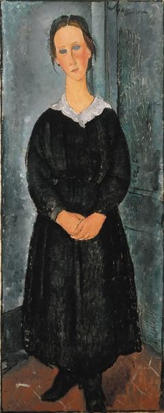 La Jeune bonne (The Servant Girl)