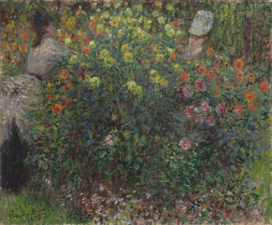 Ladies in Flowers