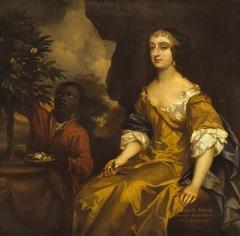 Lady Elizabeth Wriothesley, Lady Elizabeth Noel (d.c.1680) and her Black Page