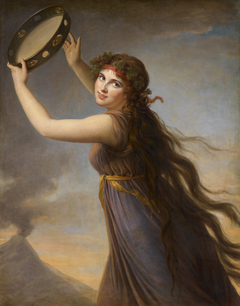 Lady Hamilton (1761–1815), as a Bacchante