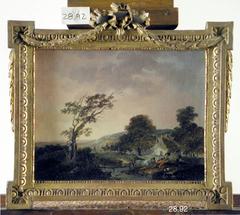 Landscape with Cowherd