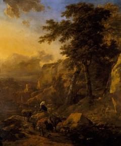 Landscape with Herdsmen