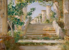 Loggia in Ravello