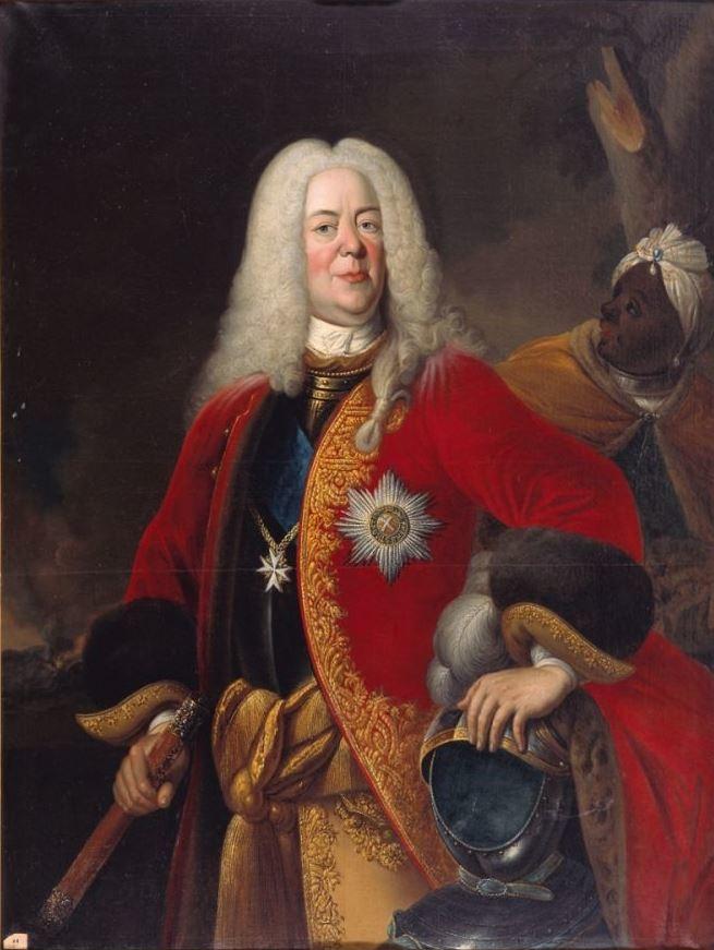 Louis Rudolph duke of Brunswick-Wolfenbüttel