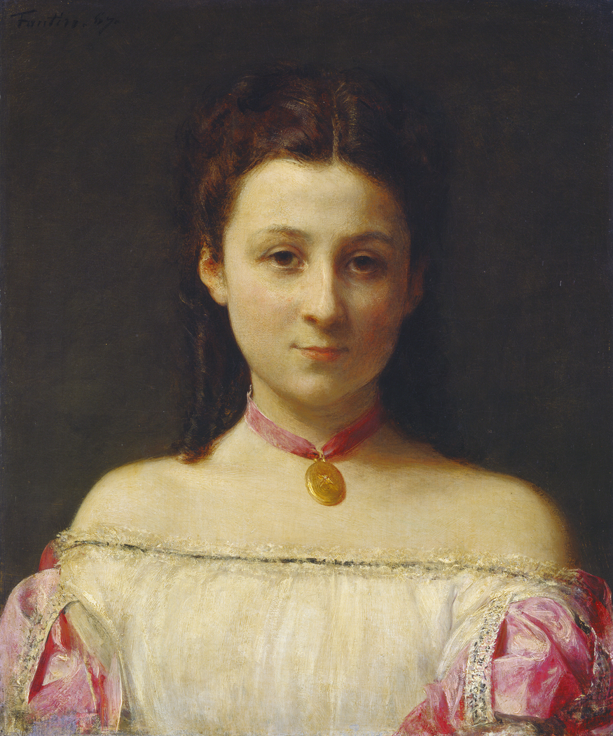 Mademoiselle de Fitz-James