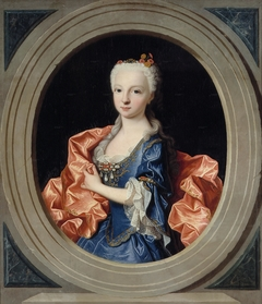Maria Teresa of Bourbon Infanta of Spain (Future Dauphine of France)