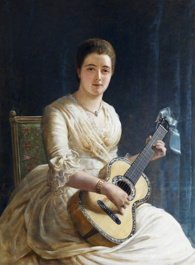 Mary Dickinson, Viscountess Clifden of Gowran (1853-1921)