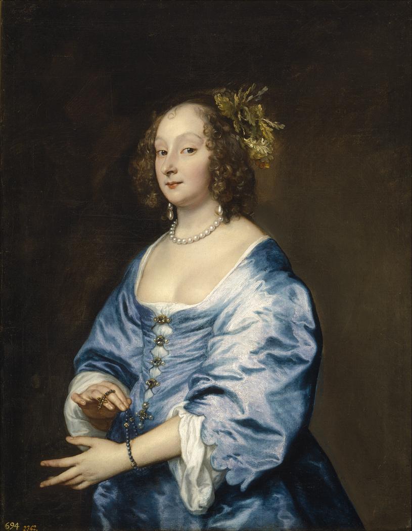 Mary, Lady Van Dyck