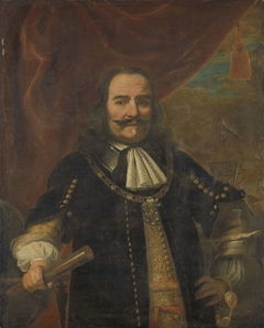 Michiel Adriaansz de Ruyter (1607-1676), Vice Admiral