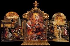 Modena Triptych