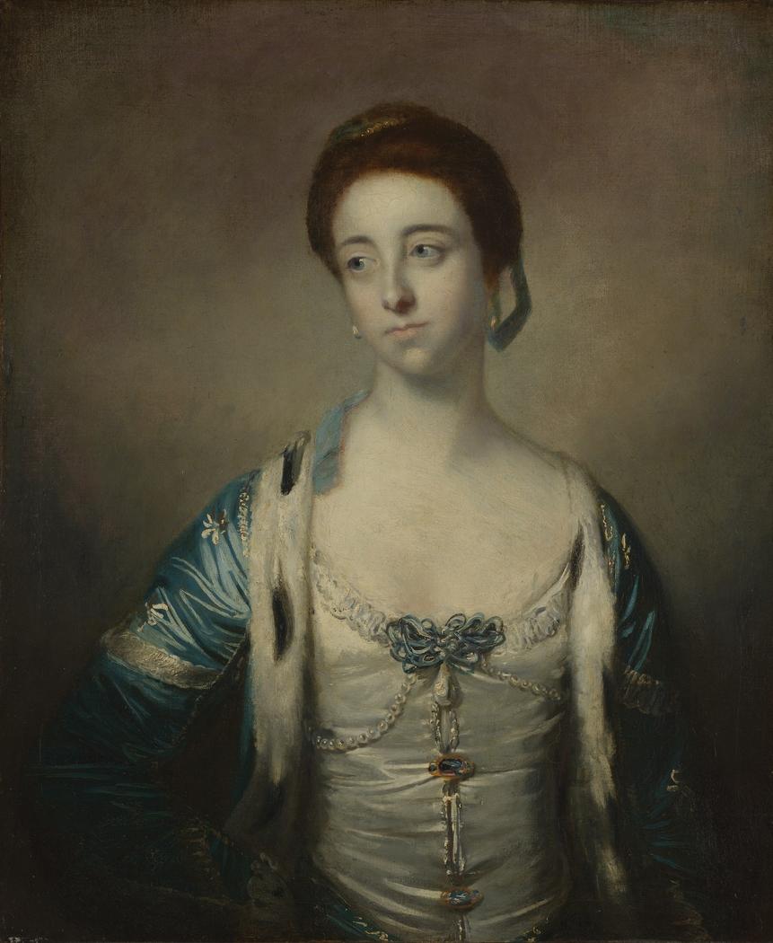 Mrs. Robert Brudenell