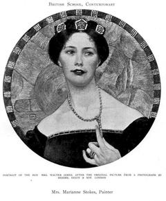 Mrs. Walter James