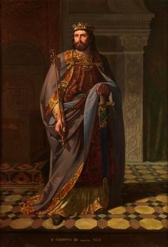 Ordoño III rey de León