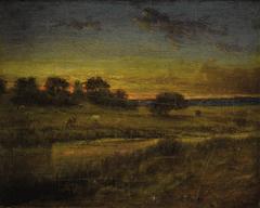 Pasture at Dawn