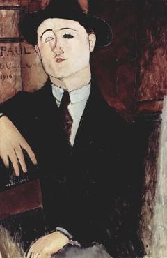Paul Guillaume portrait