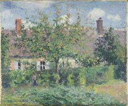 Peasant House at Éragny