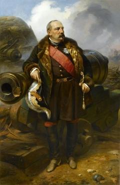 Pierre-Joseph-François Bosquet, maréchal de France (1810-1861)